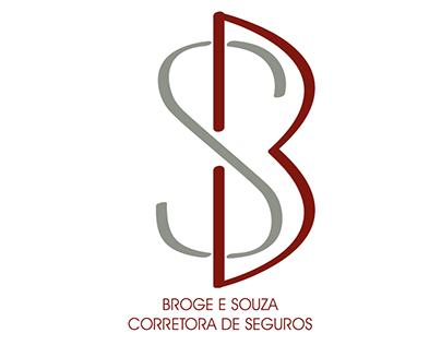 LOGO: BROGE E SOUZA CORRETORA DE SEGUROS