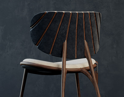 UCHIWA Chair - Design Project