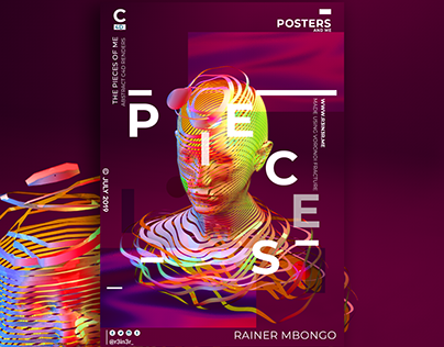 Posters and Me volume 001