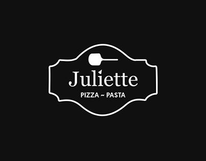 Juliette Pizzeria Logo