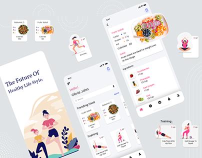 Diet & Weight Loss App