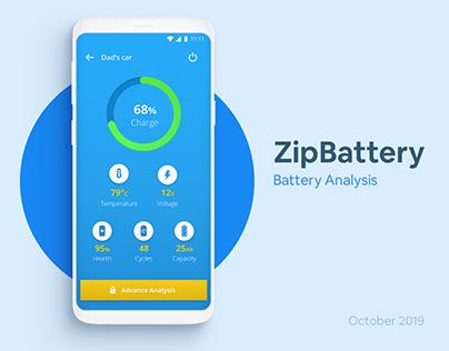 ZipBattery | Battery Analysis