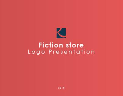 Fiction Store - Logo Design