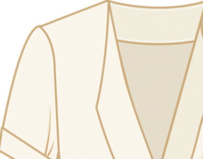 CAD: Stylized Flats - Blouses