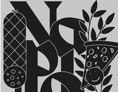 Napoli - Dynamic Poster