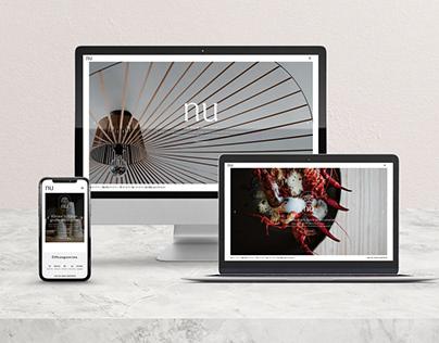 Design for Café nu