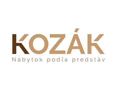 KOZÁK Furniture according to the idea