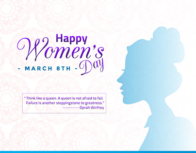 Women's Day Banners