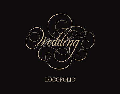 Wedding Logofolio