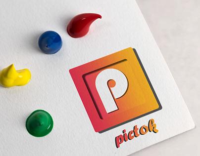Piktok Logo