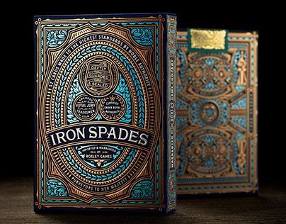 Iron Spades & Iron Clays 200