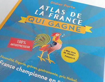 Atlas de la France qui Gagne - Editions Autrement