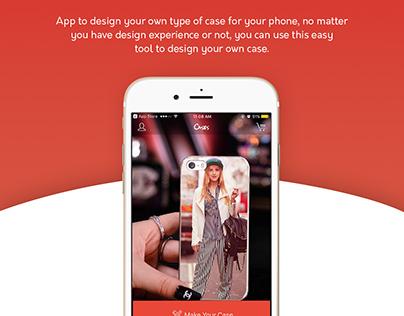Customized Case App