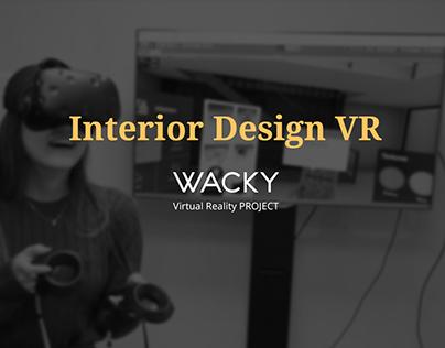 VR Lab02. VR Interior