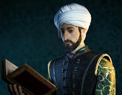 Sultan Mehmet II - Conqueror Sultan Mehmet