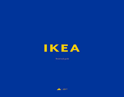 IKEA Brand Refresh Style Guide