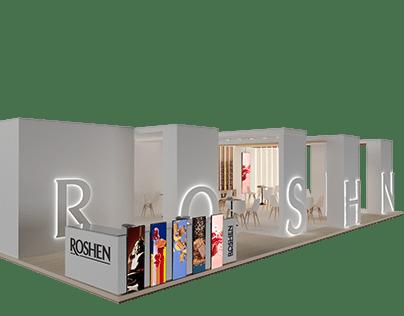 Brand-zone for ROSHEN