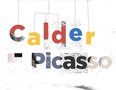 CALDER PICASSO - Exhibition Teaser