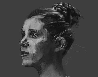 Star Wars various illustrations