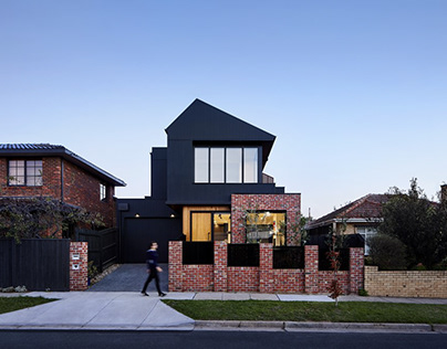 Brodecky House by Atlas Architects