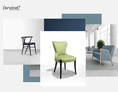 Fenabel - Furniture Website Redesign