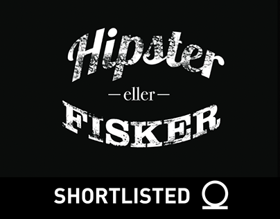 Shotlisted - Digital YCCA 2016 - Hipster eller fisker