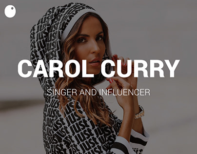 Carol Curry // Website