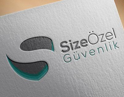 """Size Özel"" Security Logo and Corporate Design (New)"