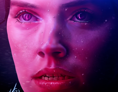 Rey - Digital Illustration