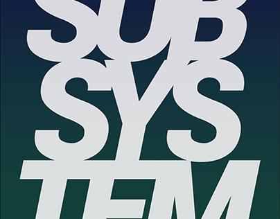 Subsystem Maastricht branding