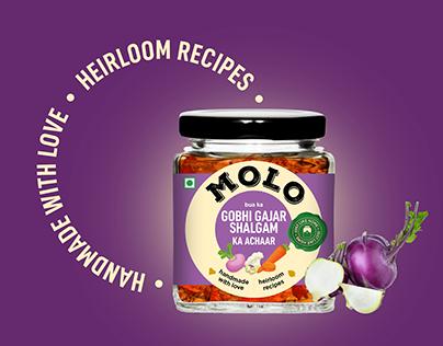 Brand & Packaging Design for Pickles