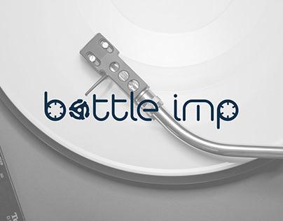 Bottle Imp Logo and Branding