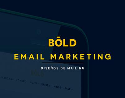 Bold | Email Marketing.