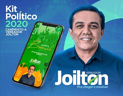 Pré-Campanha Vereador | JOILTON