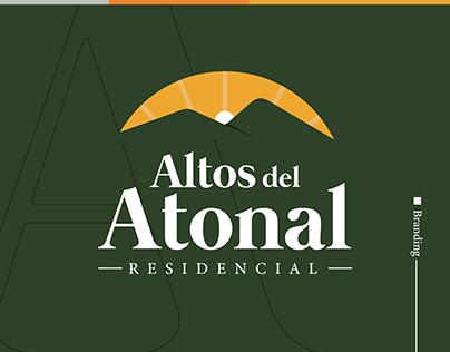 Altos del Atonal Branding