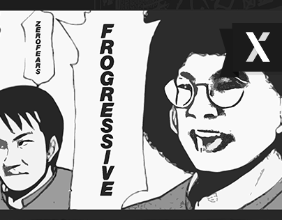Frogressive