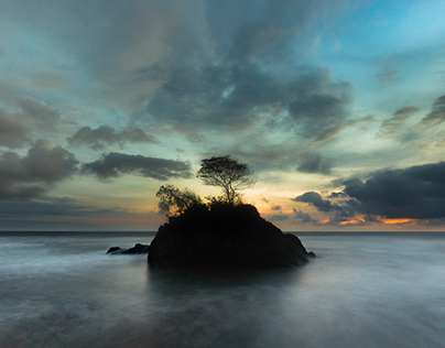 The Pacific Coast of Chocó