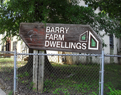 The Final Days At Barry Farm Public Housing