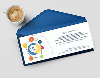 Tamer Scholls invitation Design