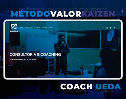 Website Método Kaizen - Redesign
