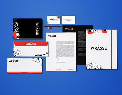 """The Wrasse"" Corporate Identity & Branding"