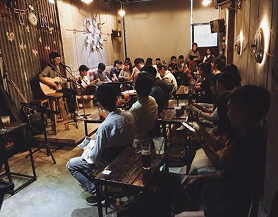 Cafe dep duong cach mang thang8