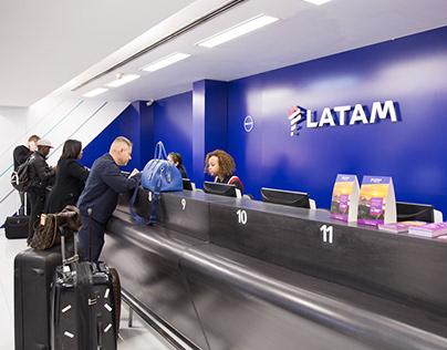 LATAM Airport Images