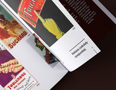 O czekoladzie i Szwajcarii | book