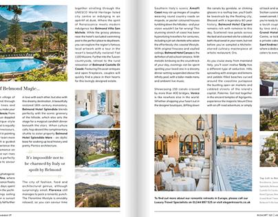 Elegant Traveller | Romantic Retreats