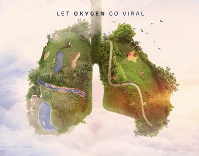 Let Oxygen Go Viral