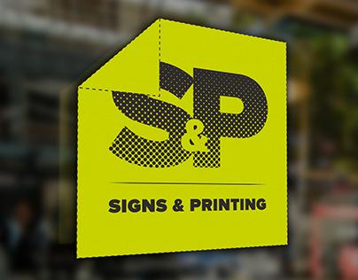Branding for full-service printing shop