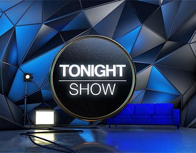 Opener Bumper Tonight Show Net Televisi - Indonesia