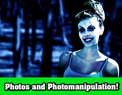 Photos and Photomanipulation!