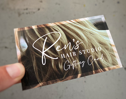 Ren's Hair Studio